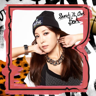 BoA「Shout It Out」